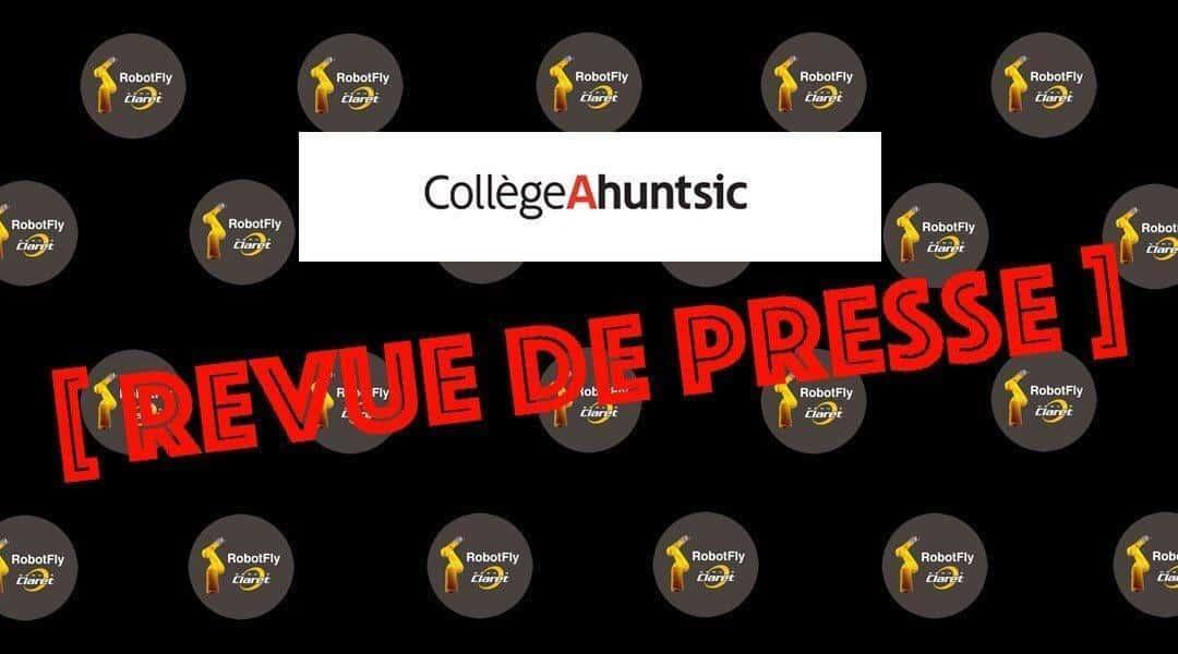 College Ahuntsic | 1er avril 2019