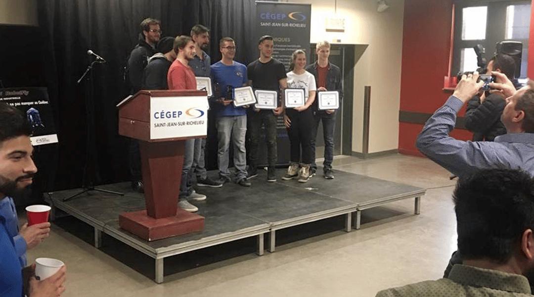 Trophée RobotFly 2019 | Les résultats de la finale Canada