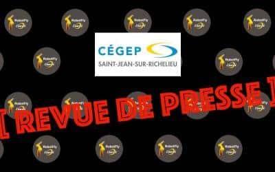 Cegep Saint-Jean-sur-Richelieu | 6 avril 2019