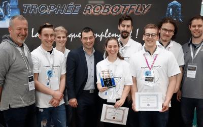 Trophée RobotFly 2019 | Les résultats de la finale internationale de Cluses