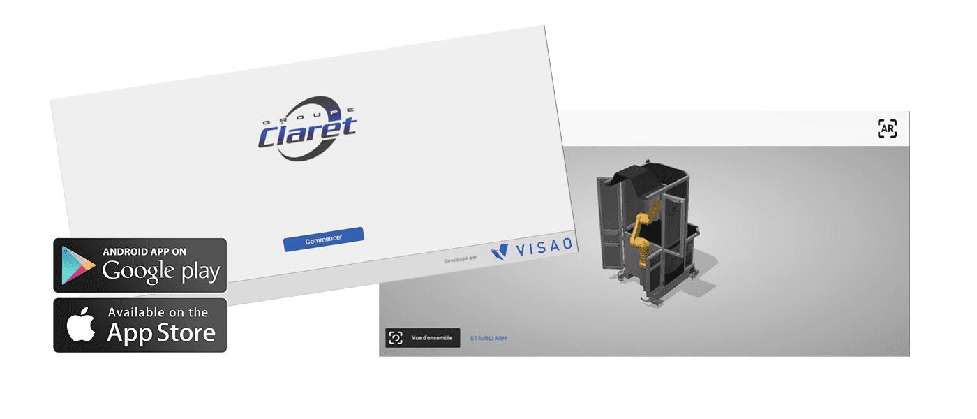 RobotFly | L'application de réalité virtuelle pour mobiles est disponible !