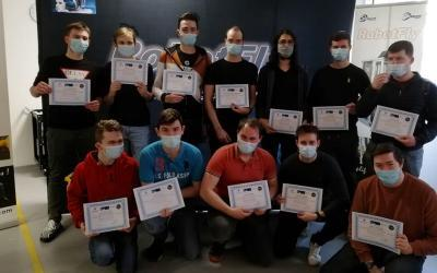 Le classement général du Trophée RobotFly 2021